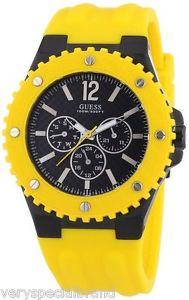 【送料無料】腕時計 オーバードライブクロノグラフステンレススチールウォッチguess overdrive chronograph stainless steel watch w11619g5
