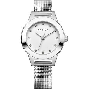 【送料無料】腕時計 サファイアクリスタルベーリングクラシックスリムウォッチbering classic slim watch with scratch resistant sapphire crystal 11125000 des