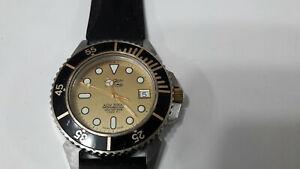 【送料無料】腕時計 セクターアドベンチャーサブダイバーmクオーツsector adventure orologio uomo adv 3000 sub diver 300 m quartz batteria 40 mm