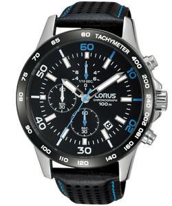 【送料無料】腕時計 メンズクロノグラフクロノlorus herrenchronograph chrono rm305dx9