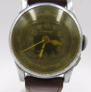 【送料無料】腕時計 ビンテージ#シミエール#l245vintage 034; cimier 034; defekt handaufzug damenuhr