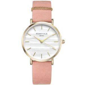 【送料無料】腕時計 ローゼンフィールド#ブレスレットデジタルbnib rosefield women039;s digital watch with leather bracelet wbpgw72