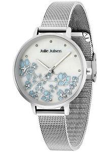 【送料無料】腕時計 ジュリーレディースブランチウォッチjulie julsen damenuhr bltenzweig jjw80sme