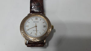 【送料無料】腕時計 ビンテージダイータリアオープンbulova orologio vintage automatic anni 90 da uomo eta fondello openworking