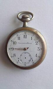 【送料無料】腕時計 クロノメータピースchronometre orgeas ancien repare pice horlogerie