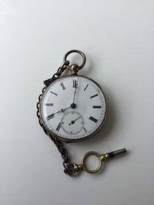 【送料無料】腕時計 アンティークキーポケットポケットドウォッチウォッチ