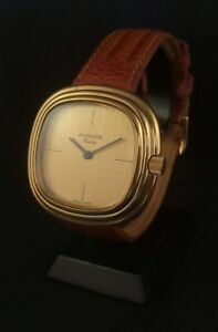 【送料無料】腕時計 ヴィンテージサービス montre ancienne vintage watch aurore 70s mecanique serviced
