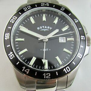 【送料無料】腕時計 ロータリーメンズハバナステンレススチールrotary mens havana stainless steel watch gb0501704