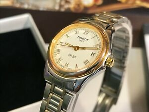 【送料無料】腕時計 ティソtissot pr50 acier femmes montre quartz