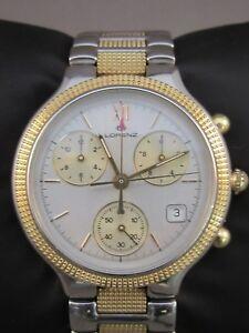 【送料無料】腕時計 クロノグラフlorenz chronograph eta 251262 working good condition