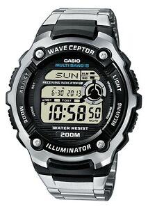 【送料無料】腕時計 radio controlled wv200de1aver