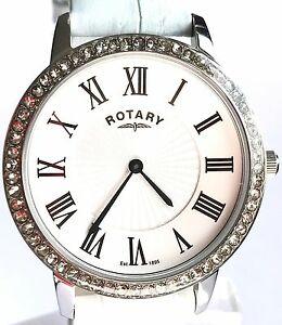 【送料無料】腕時計 ロータリーレディースセットウォッチrotary ladies stone set watch