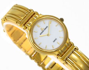 【送料無料】腕時計 ラグジュアリーアンプレディーススイス#ジャックルマン#ミクロンメッキluxus amp; hochwertig damenuhr swiss made 034;jacques lemans034; 10micron gold auflage