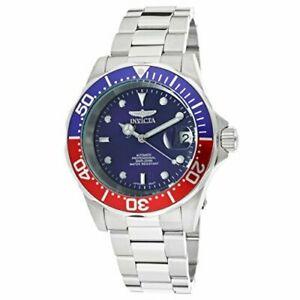 【送料無料】腕時計 プロダイバーステンレススチールウォッチinvicta pro diver 5053 stainless steel watch