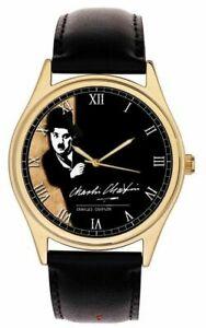 【送料無料】腕時計 チャーリーチャップリンクラシックブレスレットデコレクションcharlie chaplin, art classique, montre bracelet de collection