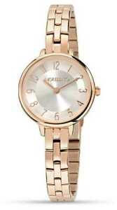 【送料無料】腕時計 ローズゴールドmorellato womens petra small rose gold r0153140510 watch 36