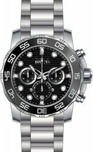 【送料無料】腕時計 メンズプロダイバークォーツクロノグラフステンレススチールウォッチ22226 invicta 50mm mens pro diver quartz chronograph 100m stainless steel watch