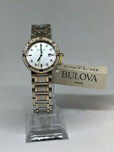 【送料無料】腕時計 ウォッチbulova watch 98r260