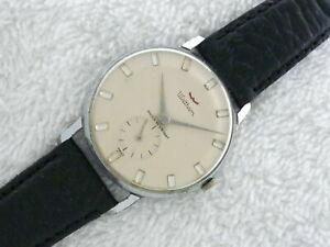 【送料無料】腕時計 ビンテージウォルサムマニュアルサブスチールウォッチvintage waltham manual wind subseconds steel watch