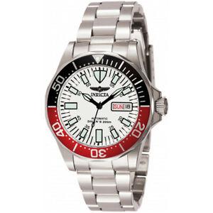 【送料無料】腕時計 ステンレススチールウォッチinvicta signature 7044 stainless steel watch