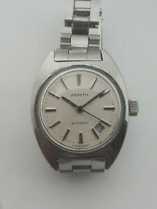 【送料無料】腕時計 ダオリジナルゼニスorologio da polso zenith automatico tutto originale lady wristwatch zenith