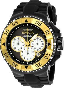 【送料無料】腕時計 メンズクロノブラックステンレスシリコンウォッチ