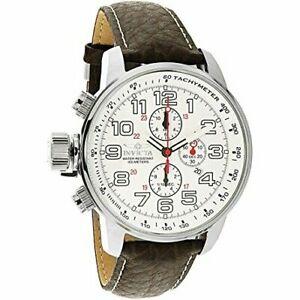 【送料無料】腕時計 レザークロノグラフウォッチinvicta iforce 2771 leather chronograph watch