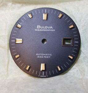 【送料無料】腕時計 フィートquadrante bulova oceanographer 333 feet