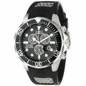 【送料無料】腕時計 プロダイバークロノグラフウォッチポリウレタンinvicta pro diver 12571 polyurethane chronograph watch