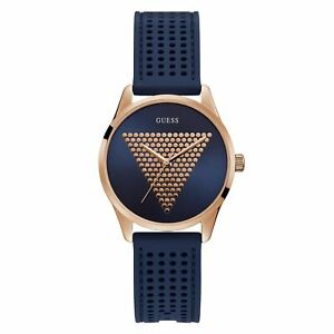 【送料無料】腕時計 ミニguess w1227l3 womens mini imprint wristwatch