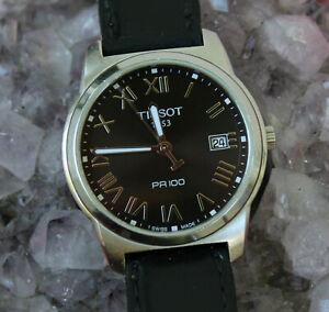 【送料無料】腕時計 ティソメンズウォッチtissot pr 100 quartz t049410a herrenuhr 40 mm