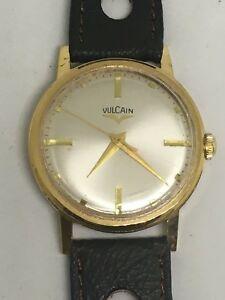 【送料無料】腕時計 ウォッチvulcain watch, working