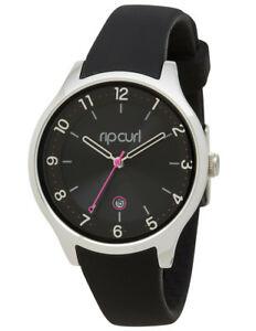 【送料無料】腕時計 リップカールエコービーチ#ブラックシリコン#