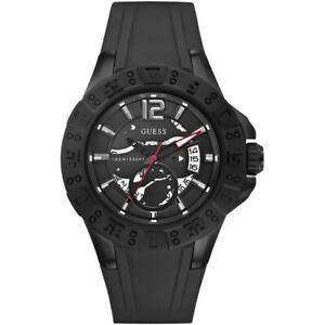 【送料無料】腕時計 マグナムメンズウォッチguess mens magnum watch w0034g3
