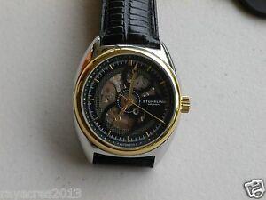 【送料無料】腕時計 タンデムスケルトンstuhrling 38133g51 tandem skeleton