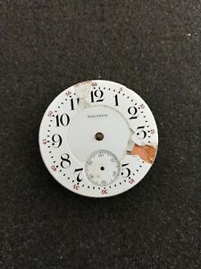 【送料無料】腕時計 ヴィンテージサイズウォルサムリバーサイドポケット