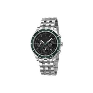 【送料無料】腕時計 クロノヴェルデネロorologio uomo breil stronger tw1222 chrono bracciale acciaio verde nero