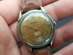 【送料無料】腕時計 montre mcanique ancienne cortebert 1940
