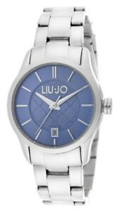 【送料無料】腕時計 テスorologio liujo luxury steel tess silver tlj937