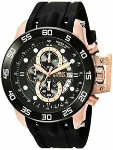 【送料無料】腕時計 フォースメンズクオーツステンレススチールポリウレタンカジュアルinvicta mens iforce quartz stainless steel and polyurethane casual watch,