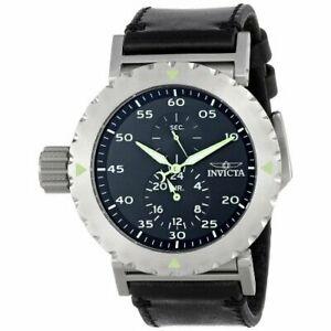 【送料無料】腕時計 レザーウォッチinvicta iforce 14639 leather watch