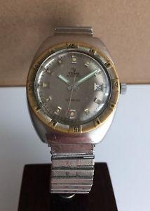腕時計 ビンテージダイバーウォッチダイビングウォッチyema vintage diver watch taucheruhr