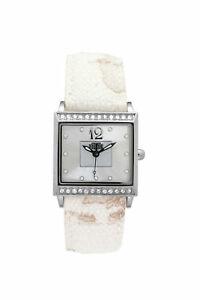 【送料無料】腕時計 プリマクラッセスワロフスキーレザーウォッチprima classe womens pcd 966sfb swarovski stones goedesign leather watch