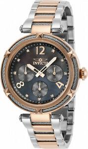 【送料無料】腕時計 #ボルトクオーツクロノグラフトーンステンレススチールinvicta women039;s bolt quartz chrono two tone stainless steel watch 29136