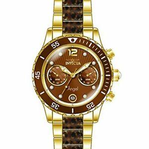【送料無料】腕時計 ステンレススチールウォッチinvicta angel 24706 stainless steel watch