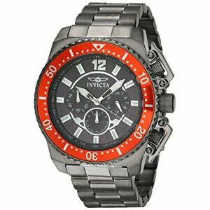 【送料無料】腕時計 プロダイバーステンレススチールクロノグラフウォッチinvicta pro diver 21957 stainless steel chronograph watch