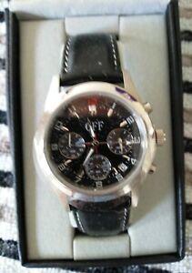 【送料無料】腕時計 プログラマブルアナログクォーツクロノグラフcollectable gff analogue quartz chronograph december 2005 bnib