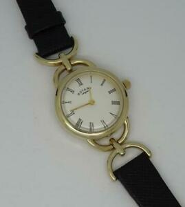【送料無料】腕時計 スタイリッシュレディースステンレススチールメッキロータリーウォッチgenuine stylish ladies stainless steel gold plated rotary watch