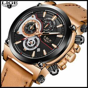 【送料無料】腕時計 メンズスポーツウォッチクォーツmens wristwatch luxury military sport watches multifunction waterproof quartz