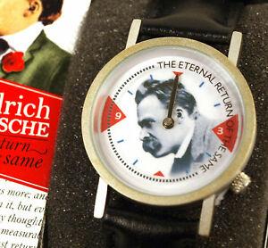 【送料無料】腕時計 ニーチェthe fredrich nietzsche wrist watch